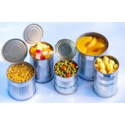Canned Foods & Packets
